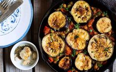 Chickpea and Eggplant Moussaka [Vegan, Gluten-Free] | One Green Planet
