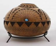 Gourd-Designs – Southwest designs by Garry Carr