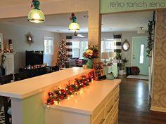 Retro Ranch Reno: Our Home Tour...The Christmas Edition!