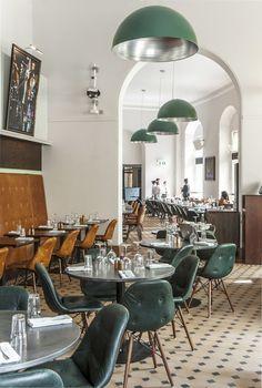 Verdi Italian Kitchen (London), Restaurant or bar in a heritage Building