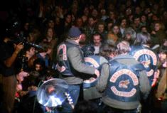 Hell's Angels Photo Gallery, Altamont Music Festival December 6, 1969