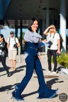 Tiffany Hsu by STYLEDUMONDE Street Style Fashion Photography