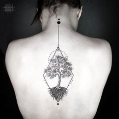 40 Deep And Super Cool Forest Tattoo Ideas - Bored Art