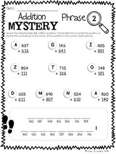Printables Multi Digit Addition Worksheets multi digit addition and subtraction worksheets davezan 1000 images about number sense on pinterest place values math subtracting various digit