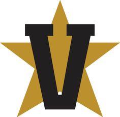 vanderbilt commodores football team logo vanderbilt