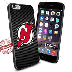 New Jersey Devils Carbon NHL Logo iPhone 6 4.7 inch Case Protection Black Rubber Cover Protector ILHAN http://www.amazon.com/dp/B01BEQ27AO/ref=cm_sw_r_pi_dp_OCASwb16NQV64
