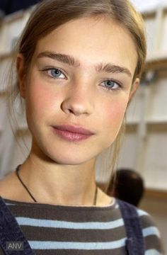 natalia vodianova 2003 - Google Search
