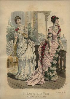 Le Salon de la Mode 1883