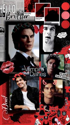 Vampire Diaries Songs, The Vampire Diaries Characters, Vampire Diaries Poster, Vampire Diaries Seasons, Vampire Diaries Wallpaper, Damon Salvatore Vampire Diaries, Ian Somerhalder Vampire Diaries, Vampire Diaries The Originals, Damon Y Elena