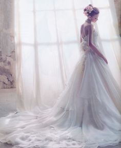 Ethereal Ball Gown