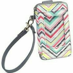 Wristlet/Wallet/Cell phone case Cell phone case Thirty-One  Accessories Phone Cases