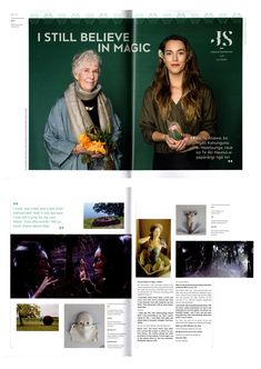 Threaded magazine Ed.20, 'The New Beginnings Issue'. | Best Awards