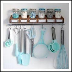 9 Genius Ways to Organize Baking Supplies -
