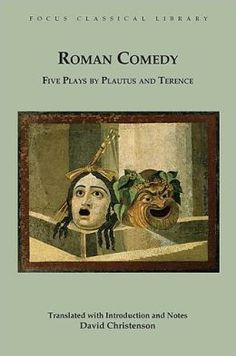 Plautus and Terence were two of the most famous Roman playwrights. They wrote more literary forms of comedy based on Greek Old and New Comedy.  Plautus and Terence changed original Greek comedies by eliminating the chorus and expanding the use of music.  Their comedies were transformed into a type of musical theater.