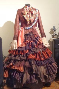 r sultat de recherche d 39 images pour costume chapelier fou femme pinteres. Black Bedroom Furniture Sets. Home Design Ideas