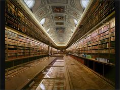 Anexo de la Biblioteca del Senado, París (Francia). ©Ahmet Ertug    http://lilwizz.wordpress.com/2010/03/09/world-libraries