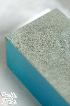 Blue Lagoon Aloe Soap with real pumice for exfoliation. This bright blue glycerin soap is perfect for the beach lover in you.