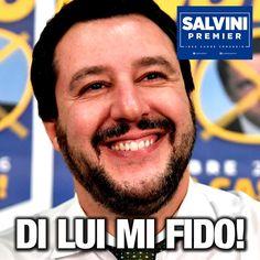 Ed ora, la speranza è lui... Matteo Salvini