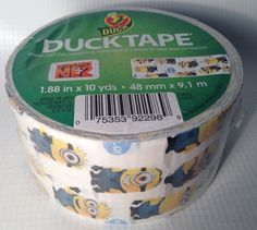 DISNEY Duct Tape Rolls MickeyMinnieTinkerbell by MelsTapeCreations, $12.00