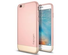 Spigen iPhone 6s Case in Rose Gold $3.99 (amazon.com)