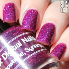Digital Nails: Showtime, Synergy