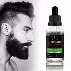 5d30b525749 Organic Beard Growth Oil for Fast and Incredible Facial Hair Growth