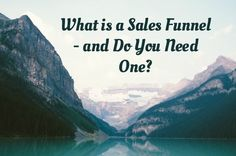 by Neena Nandagopal | Featured Contributor Everyone is talking about the sales funnel nowadays. As an entrepreneur you are probably thinking that you need