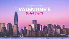 New York, Feb 11: Valentine's Booze Cruise