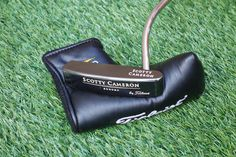 Scotty Cameron Gun Blue Classic Sonoma putter