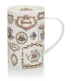Buy Harrods Tea Room Mug online at harrods.com & earn Reward points. Luxury shopping with free returns on all UK orders.