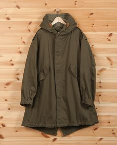 Buzz Rickssons M-51 Parka