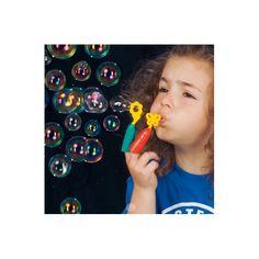 Pustefix Ditali bolle  Miniset di 3 ditali in vari colori da intingere nel liquido per fare tante bolle  Età 4+
