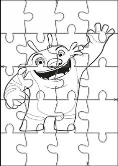 Garfield, Puzzles, Art, Free Coloring Pages, Coloring Pages, Drawing Drawing, Art Background, Puzzle, Kunst