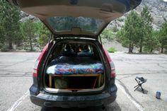 How to: Maak van je auto een rondreis camper