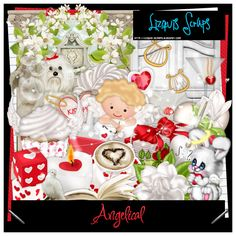 Scrap Kit Angelical