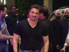 Sohail Khan at Esha Deol's sangeet ceremony.
