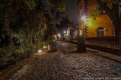 Calle Coyoacan (Mexico)  Foto: Jorge Mc Loughlin