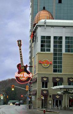 Hard Rock Café, Niagara Falls 2