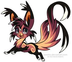 Fennekat 05 - CLOSED by Kawiku on DeviantArt