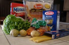 Thrifty Travel: Cooking on the Go