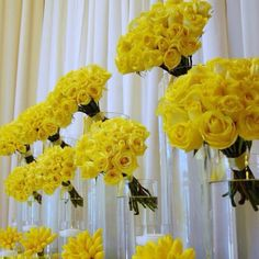 Gorgeous wedding flower arrangement by Penncora.