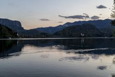 Lake Bled @ Dawn
