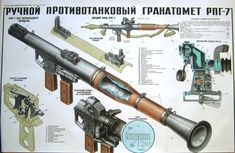 Ручной Противотанковый Гранатомет РПГ-7 Weapons Guns, Military Weapons, Guns And Ammo, Zenvo St1, Military Engineering, Concept Weapons, Fire Powers, Cool Guns, Vietnam