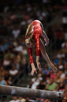 U.S. Olympic Trials: Women's podium training, part II