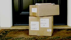 As seen on a home surveillance video, it looks like a typical package delivery as a UPS driver drops off parcels. But to Tarzana, California, homeowner Rick Deckman, the suspected robbers picked the wrong house.