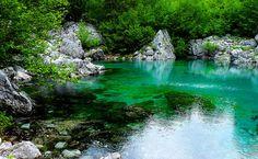 Glacial Pond, Albania