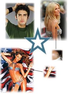 Star Tattoo Star tattoos are worn by the Stars and have a historical background; sailors would tattoo nautical stars because they relied on the stars to take them home. Our Star tattoo is more of a trendy street tattoo design and is blended to appear how a real tattoo would be after a year or so of getting inked.  Tattoo Fashion price: £2.00 / $3.42 (Excluding VAT at 20%)