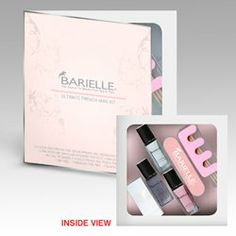 Barielle Ultimate French Mani Kit . $16.95