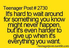 teenager post quotes   post, qoutes, quote, quotes, teen - inspiring picture on Favim.com