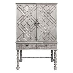 Mayfair Lattice Hutch | Beds & Storage | Selamat Designs | Interior Design Ideas